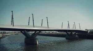 Die Baakenhafenbrücke
